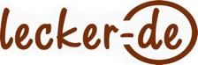 Partyservice logo lecker